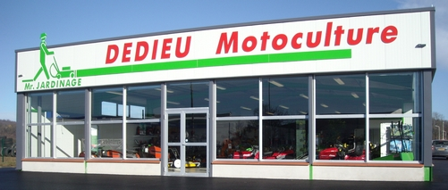 Magasin Dedieu Villeneuve